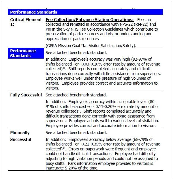 Process Improvement Plan Templates Performance Improvement Plan Template 14 Download