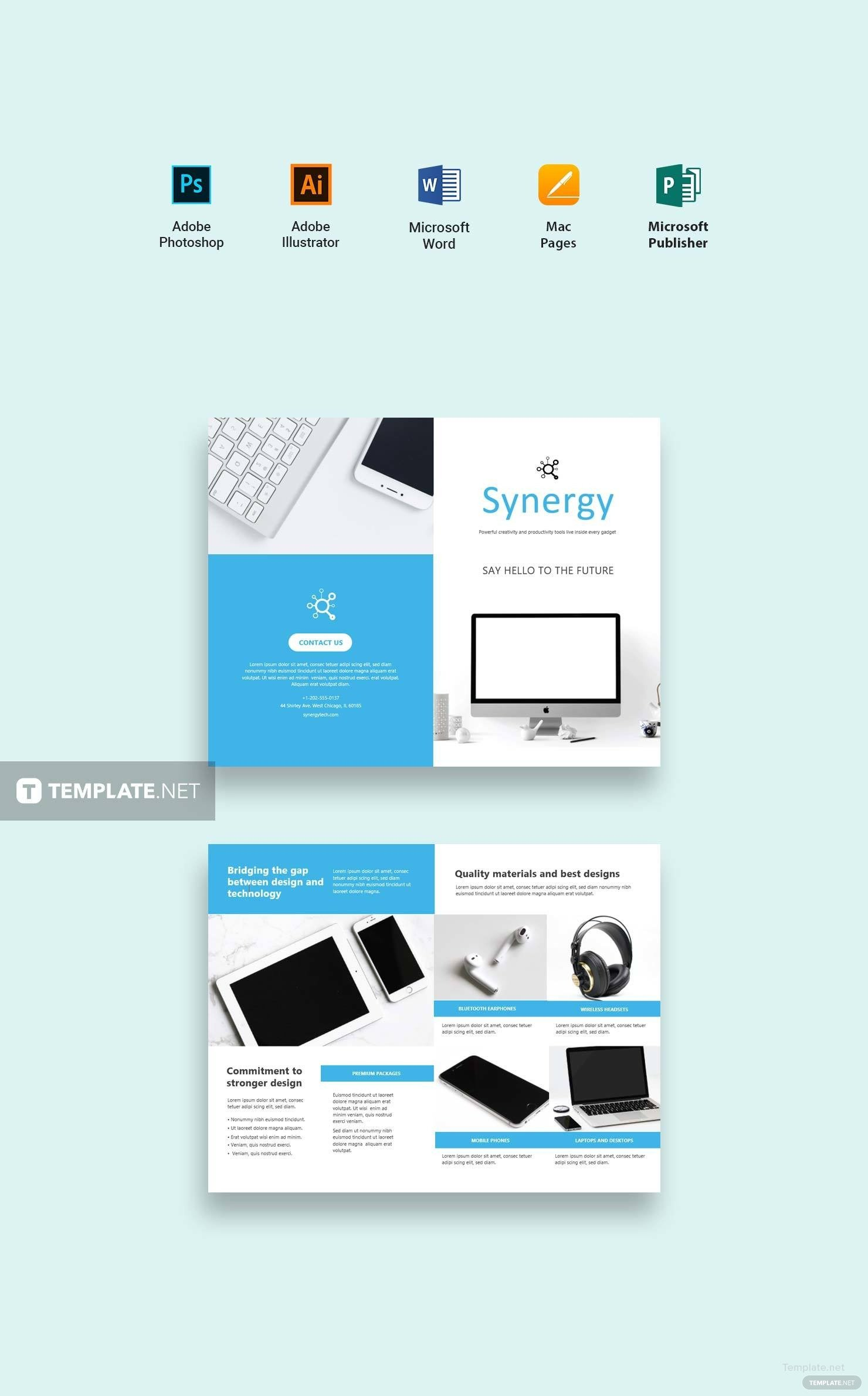 Product Catalog Template Word Free Product Catalog Template In Adobe Shop