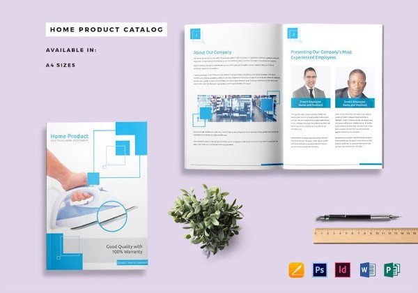 Product Catalogue Template Word 45 Professional Catalog Design Templates Psd Ai Word