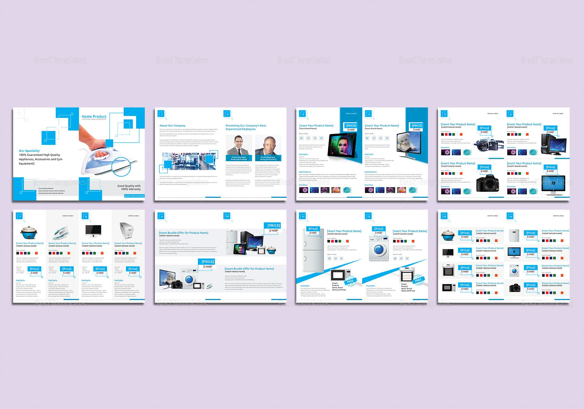 Product Catalogue Template Word Home Product Catalog Template In Psd Word Publisher