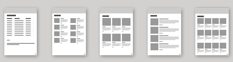 Product Catalogue Template Word Pdf Product Catalog for Woo Merce Wordpress
