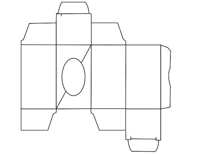 Product Packaging Design Templates Designtech Grade 9 Product Package Template and Design