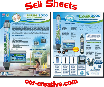 Product Sell Sheet Template Product Sell Sheets and Flyers