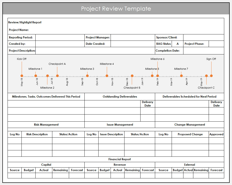 Project Management Task List Template Using Excel for Project Management