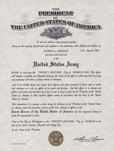 Promotion Warrant Template Usmc Ficer S Missing Certificate form Dd 1