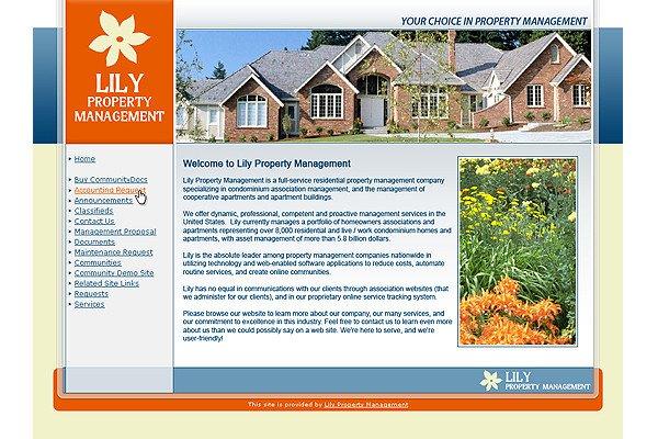 Property Management Websites Templates Munity Website Design Samples athomenet