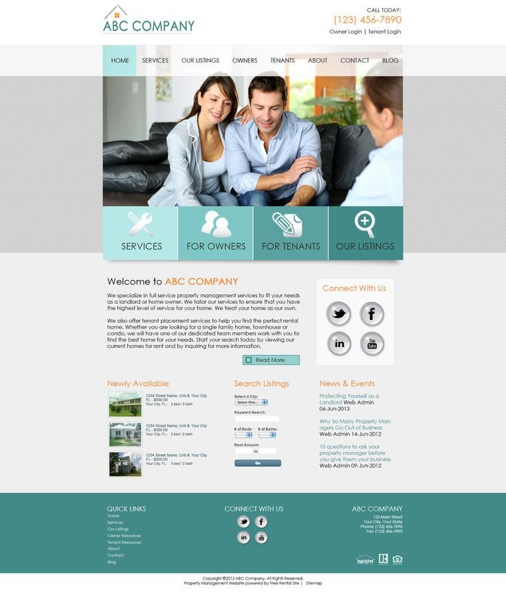 Property Management Websites Templates Pin by Property Management Websites Pmw On Pmw Smart