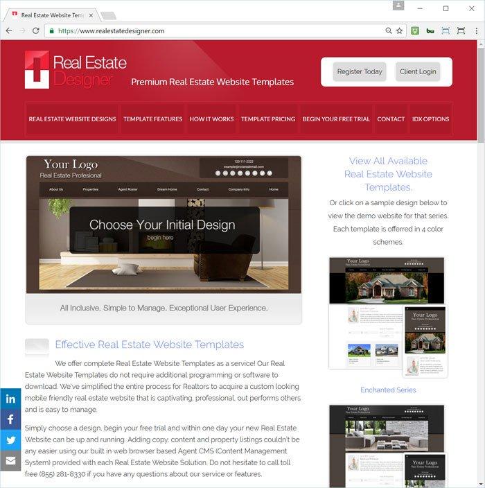 Property Management Websites Templates Real Estate Website Templates