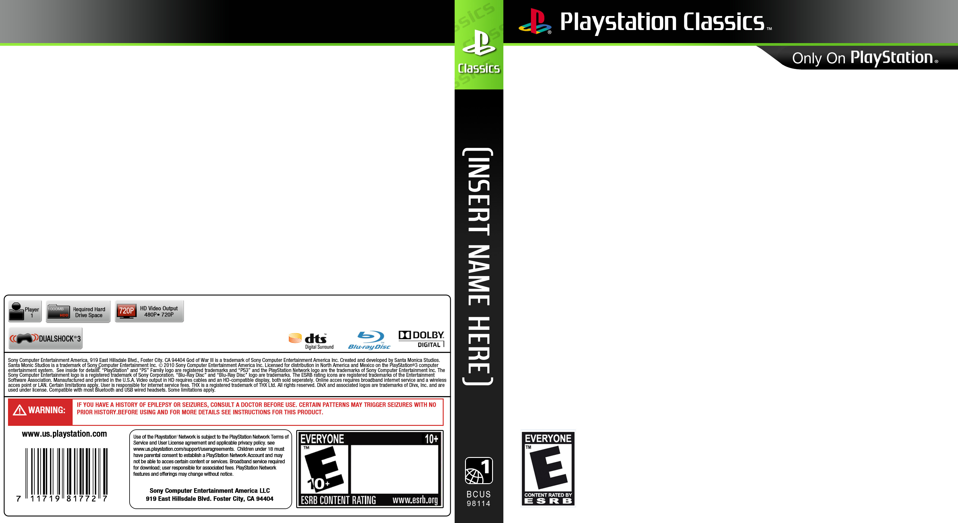 Ps2 Cover Template 24 Of Ps2 Box Art Template