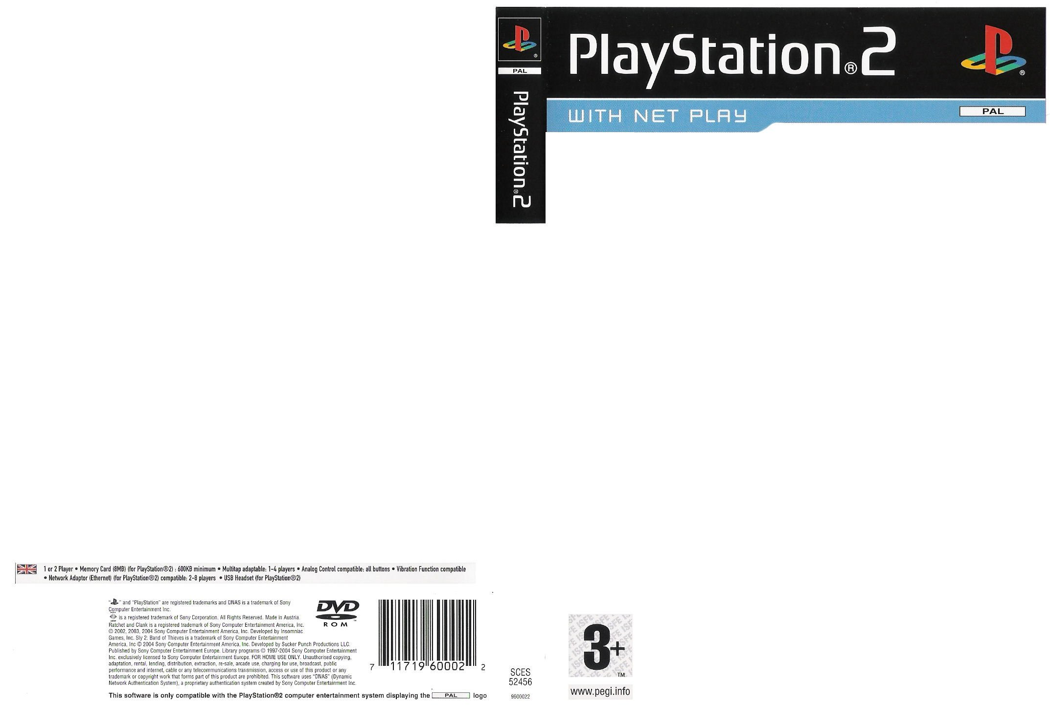 Ps2 Cover Template Ps2 Case by Ghost Shadowalx On Deviantart