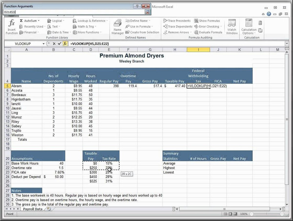 Pto Calculator Excel Template Pto Accrual Tracking Spreadsheet