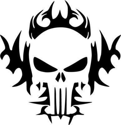 Punisher Skull Pumpkin Punisher Symbol Stencil Google Search