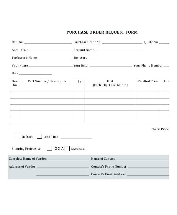 Purchase order Template Google Docs Purchase order Template Google Docs – socbran