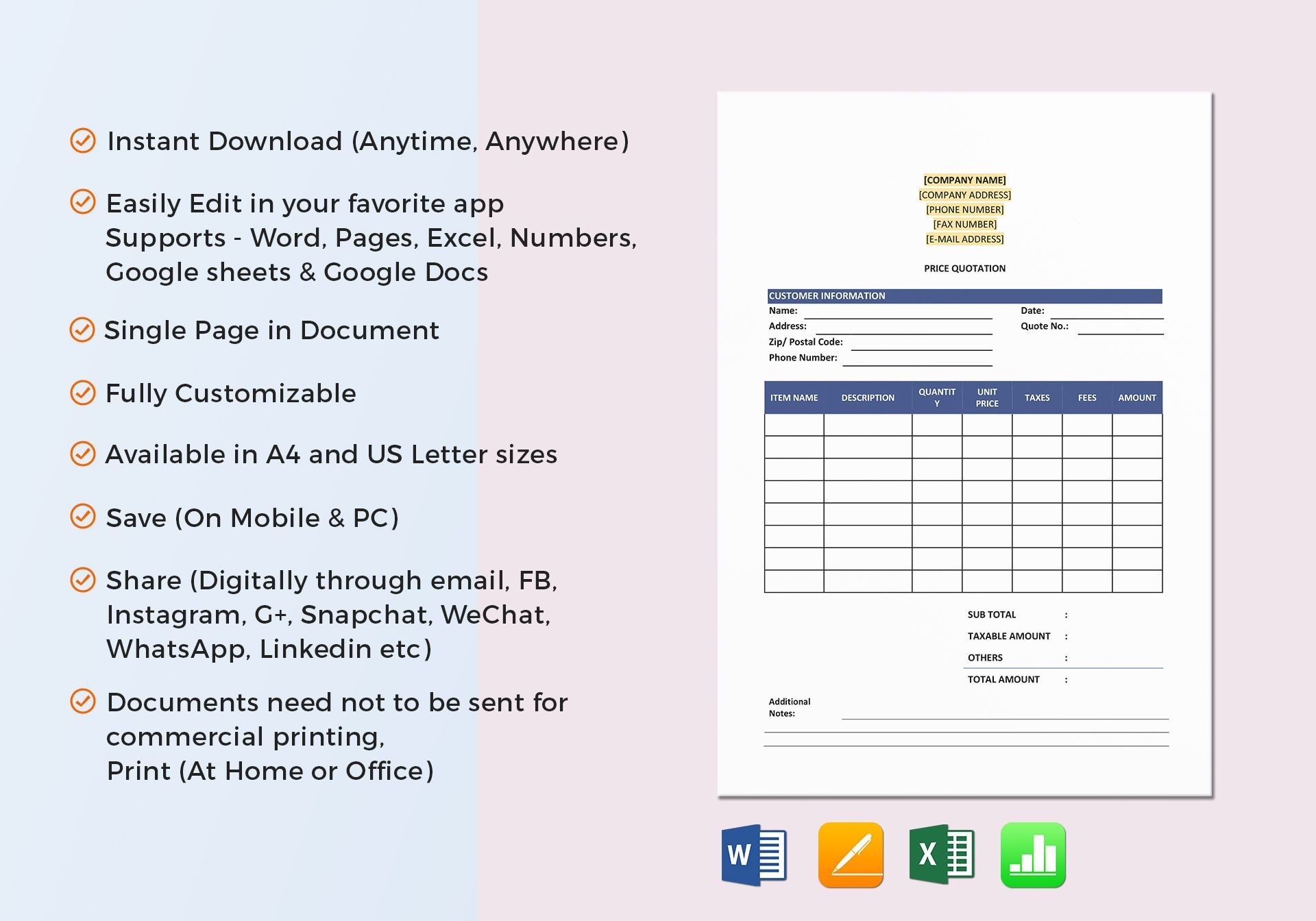 Purchase order Template Google Docs Purchase order Template In Word Excel Google Docs Apple