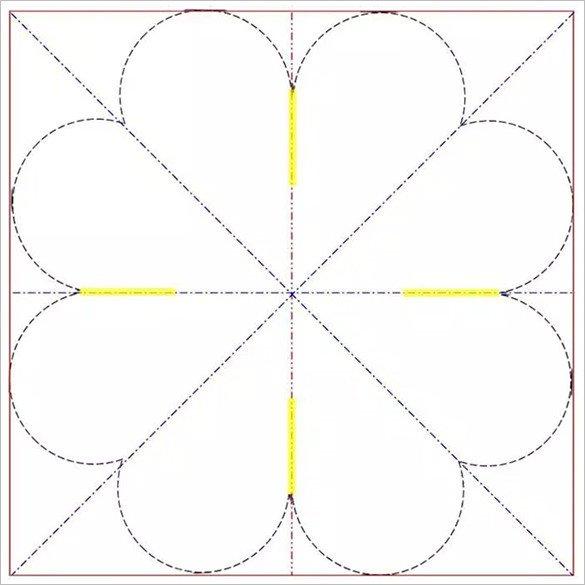 Quarter Fold Card Template 6 Quarter Fold Card Templates Psd Doc