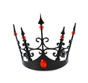 Queen Of Hearts Crown Template Details About Mini Queen Crown Hat Queen Hearts