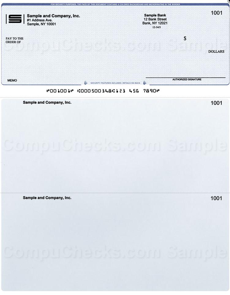 Quickbooks Check Printing Template Obtain Check Stock – Knowledge Center