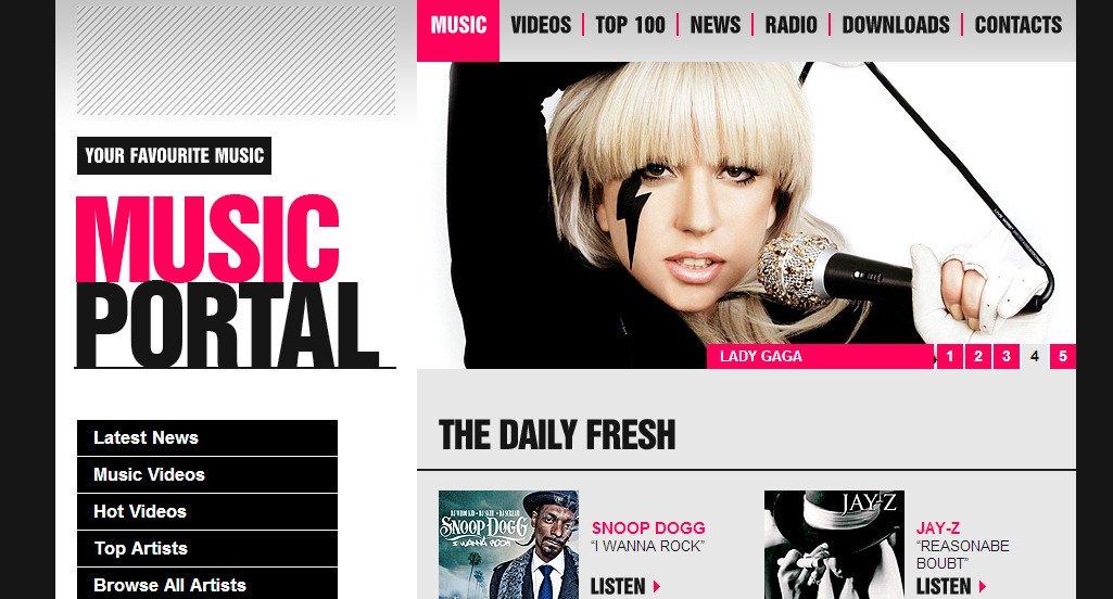Radio Station Wordpress theme 25 Radio Stations Wordpress Templates