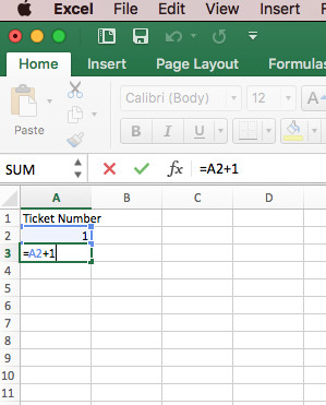 Raffle Ticket Template Excel Print Raffle Tickets Using A Template In Fice Word 2016