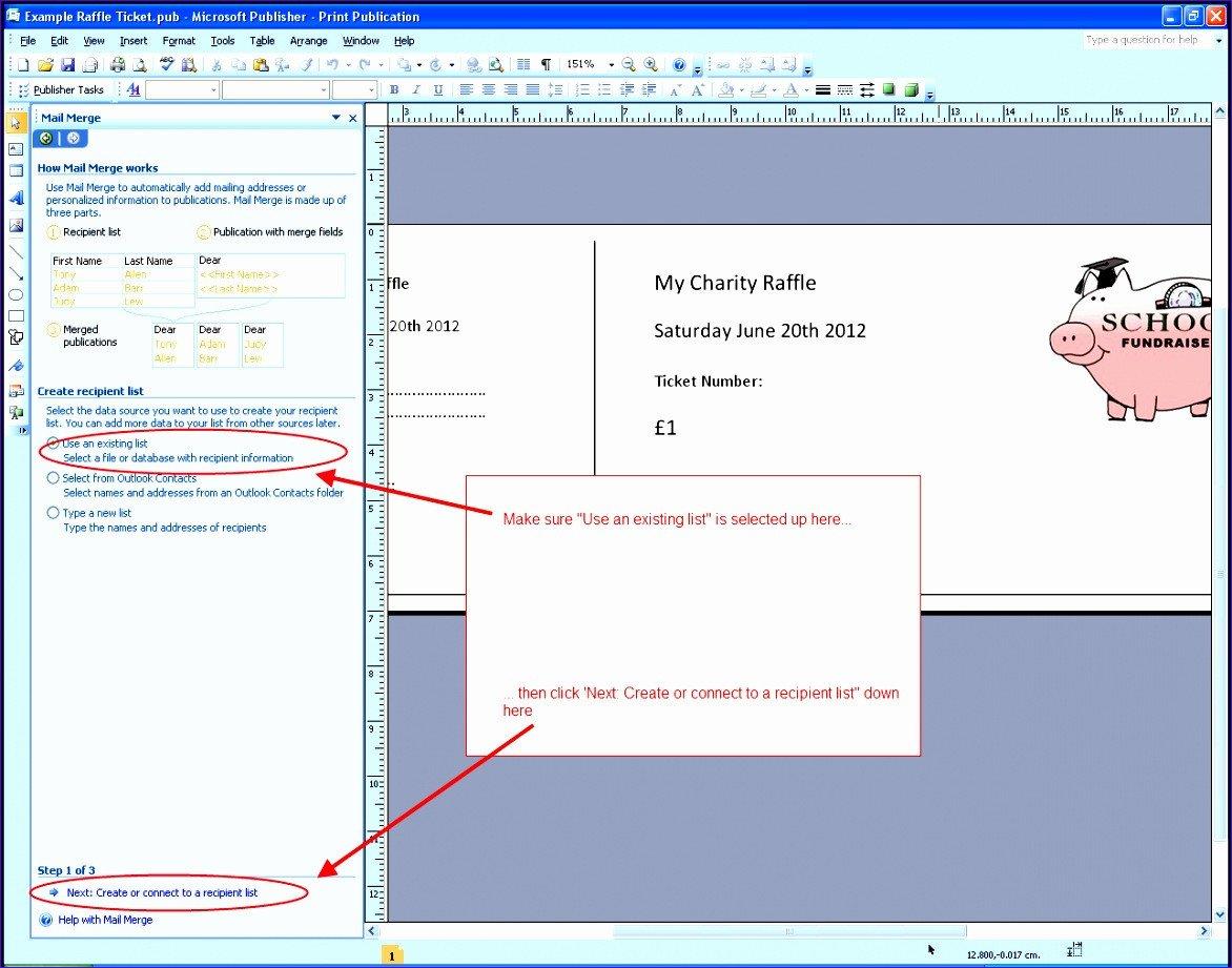 Raffle Ticket Template Excel Raffle Ticket Template Excel Rgsdb Best Printable