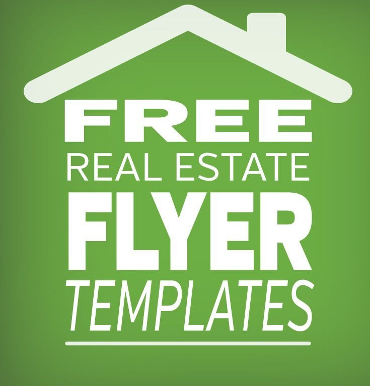 Real Estate Ad Templates Free Real Estate Flyer Template for Great