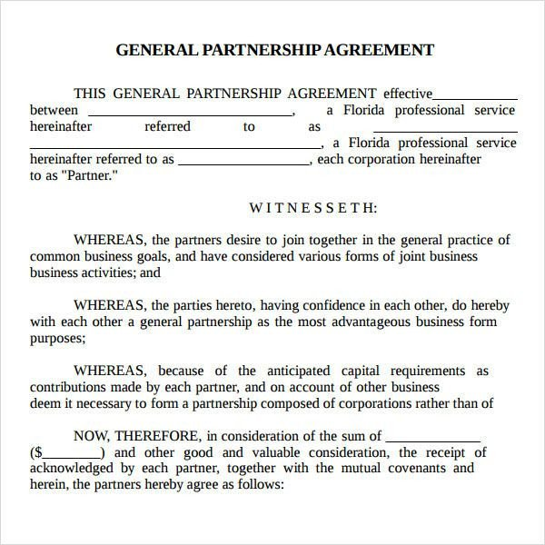 Real Estate Partnership Agreement 885 Best Images About Sample Template for Real Estate On