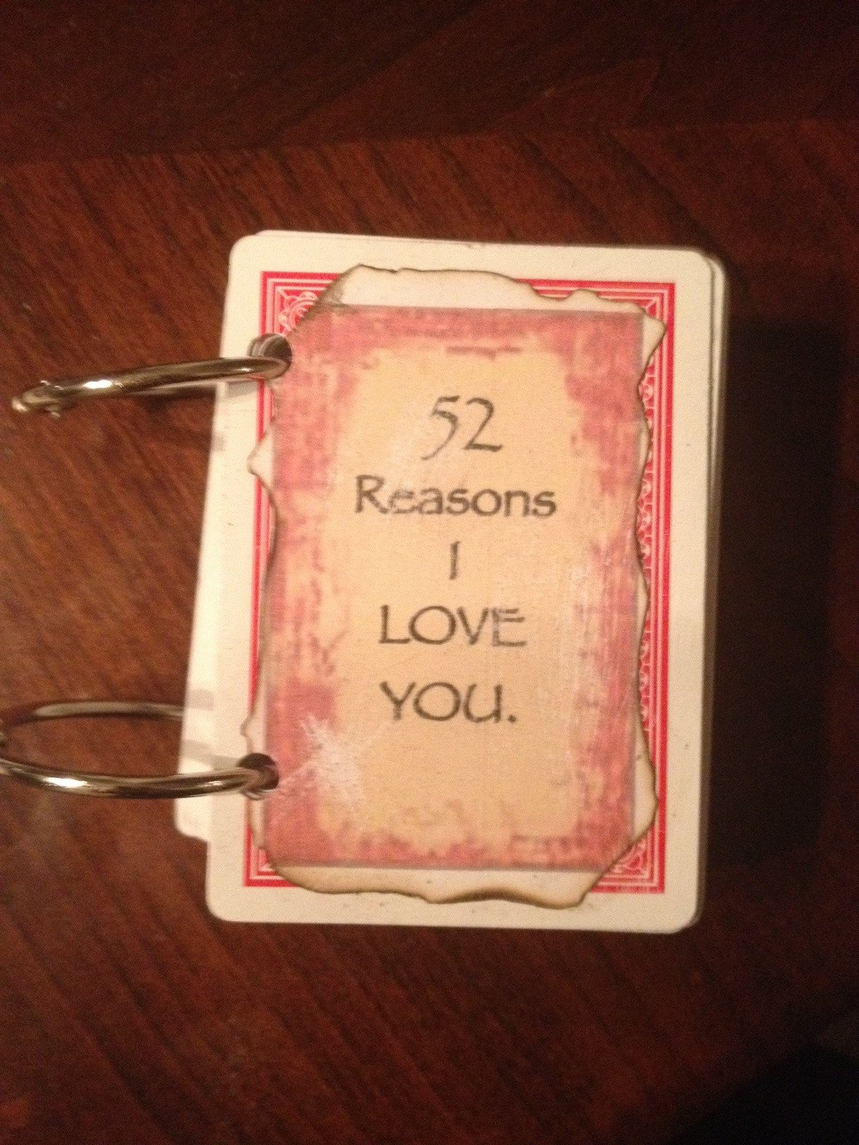 Reasons I Love You Template 52 Reasons I Love You