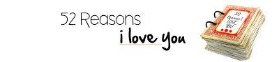 Reasons I Love You Template 52 Reasons I Love You Template