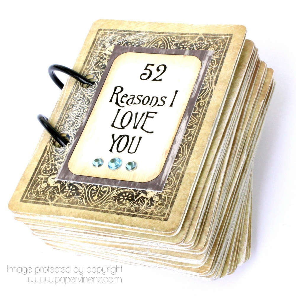 Reasons I Love You Template Plete Tutorial Supply List and Template