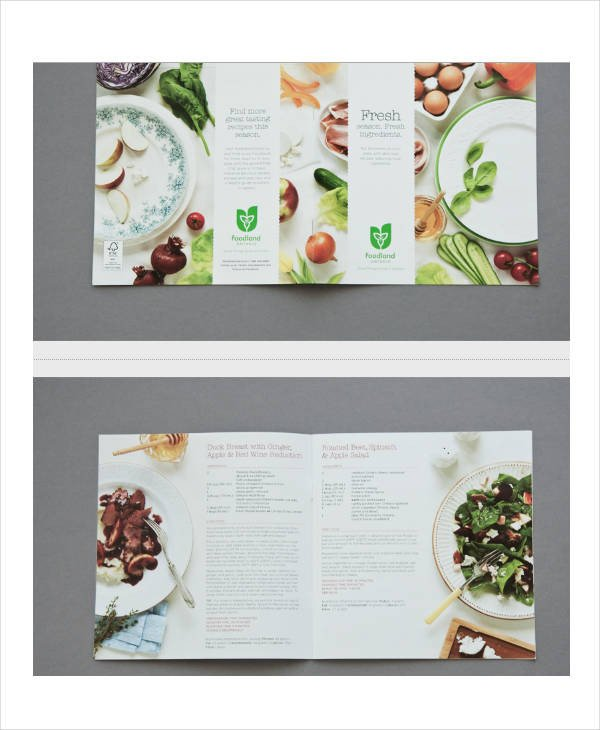 Recipe Book Template Word 9 Recipe Book Templates Free Sample Example format