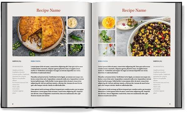 Recipe Book Template Word Cookbook Templates Word Excel Samples