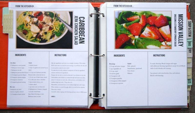 Recipe Book Template Word Homemade Recipe Book Using Document Life Workshop Recipe