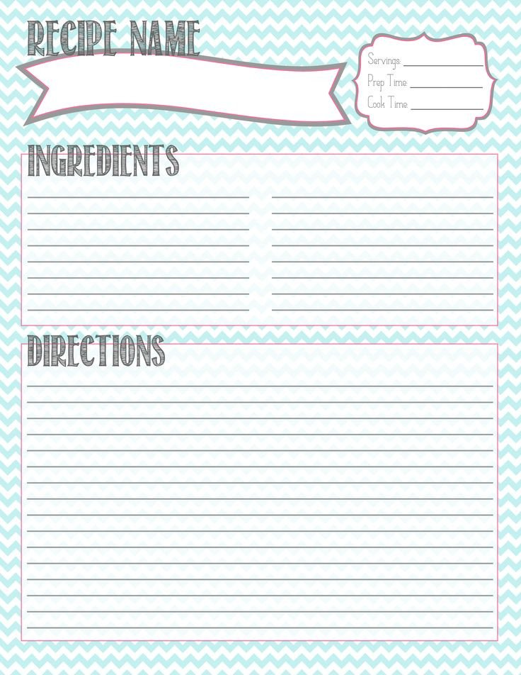 Recipe Templates for Pages Best 25 Recipe Templates Ideas On Pinterest