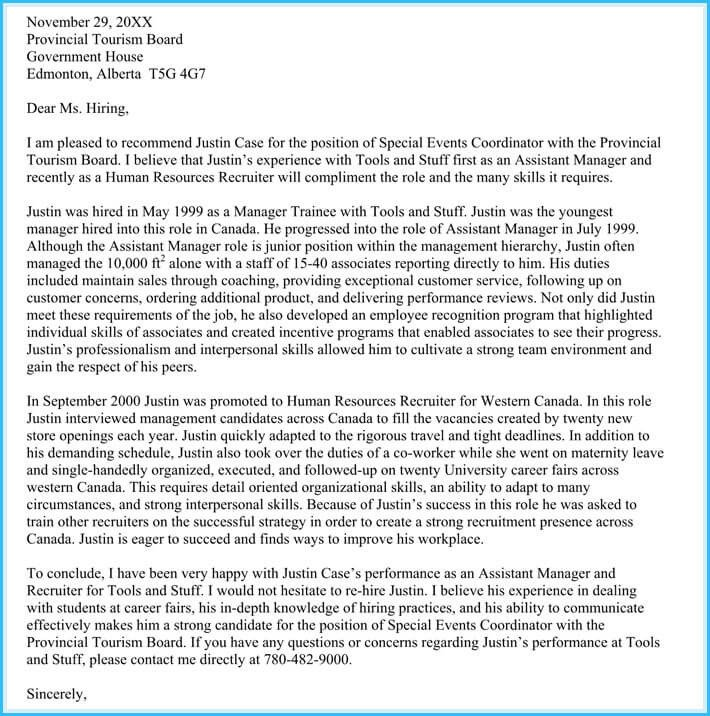 Reference Letter for Immigration Immigration Reference Letters 6 Samples & Templates