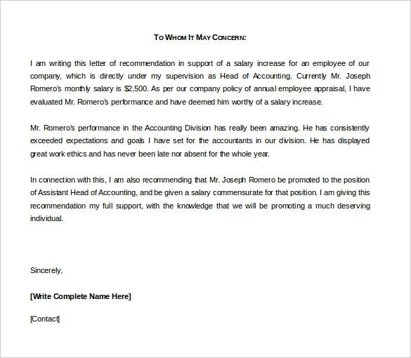 Reference Letter Templates Word 42 Reference Letter Templates Pdf Doc