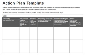 Remediation Action Plan Template 7 Free Action Plan Templates for Various Purposes