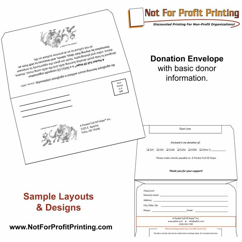 Remittance Envelope Template Word Remittance Envelope Template