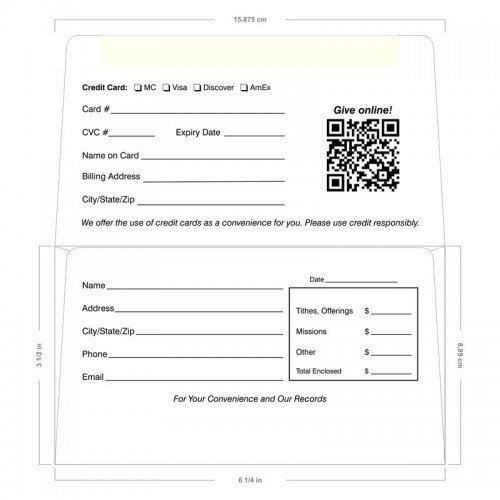 Remittance Envelope Template Word Remittance Envelopes Layout 004