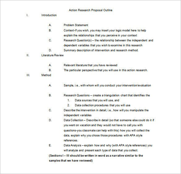 Research Paper Template Word 8 Research Paper Outline Templates Doc Excel Pdf
