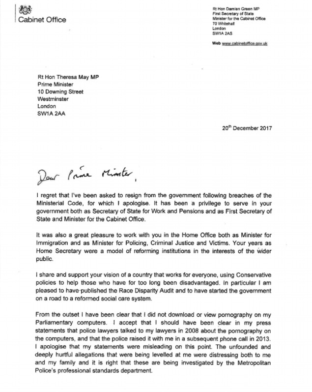 "Resignation Letter with Regret ""i Regret that I Ve Been asked to Resign"" Green S Letter"