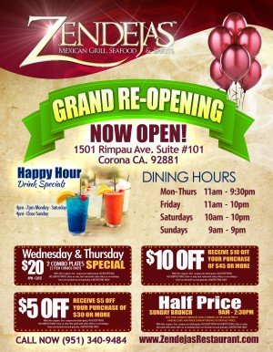 Restaurant Grand Opening Flyer Grand Opening Idea Quotes Quotesgram