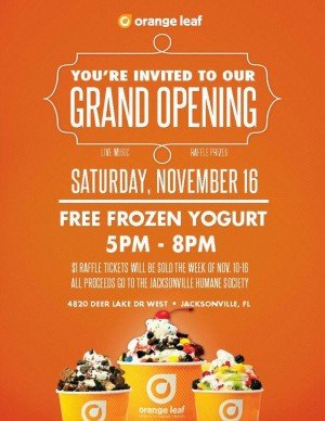 Restaurant Grand Opening Flyer Grand Opening Quotes Quotesgram