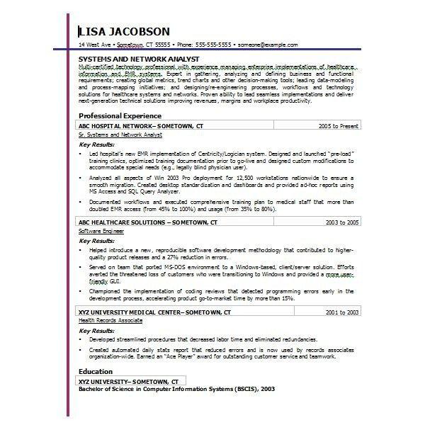 Resume Template Ms Word 2007 Ten Great Free Resume Templates Microsoft Word Download Links