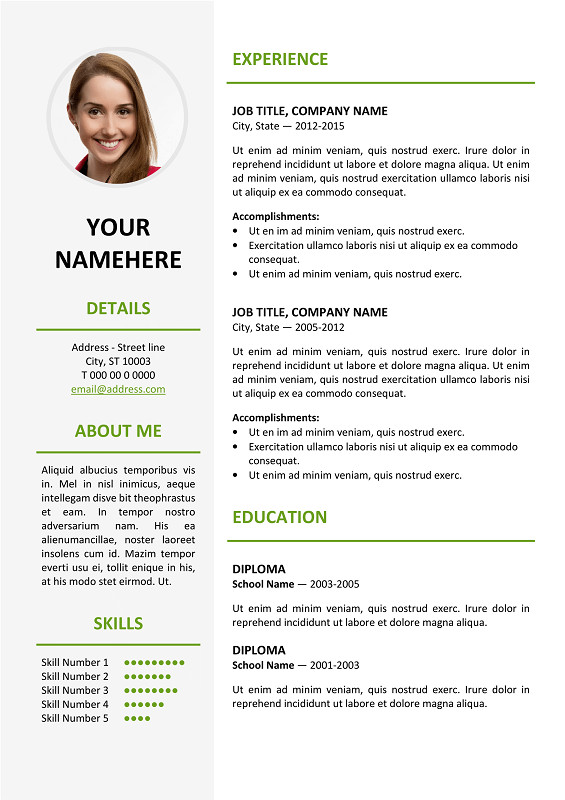 Resume Templates On Word Ikebukuro Elegant Resume Template
