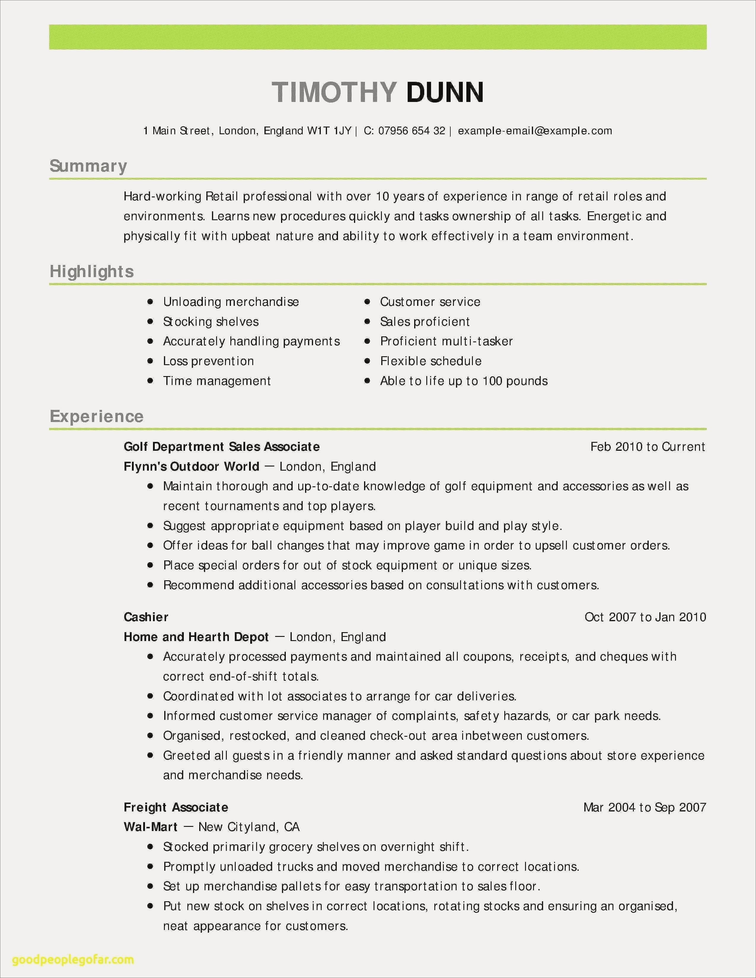 Retail Customer Service Resume 14 Retail Customer Service Resume Examples