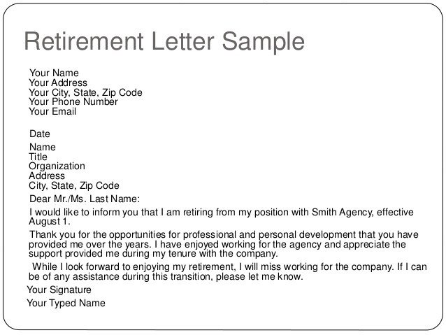 Retirement Letter to Clients Writing Letters by Ganta Kishore Kumar