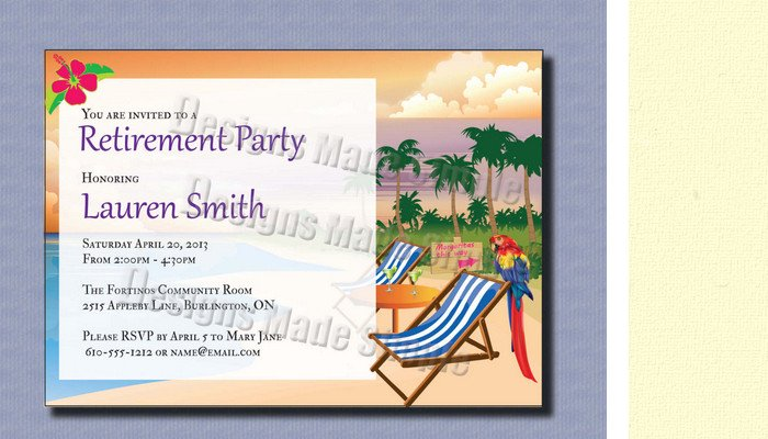 Retirement Party Flyer Templates 4 Retirement Party Flyer Templates