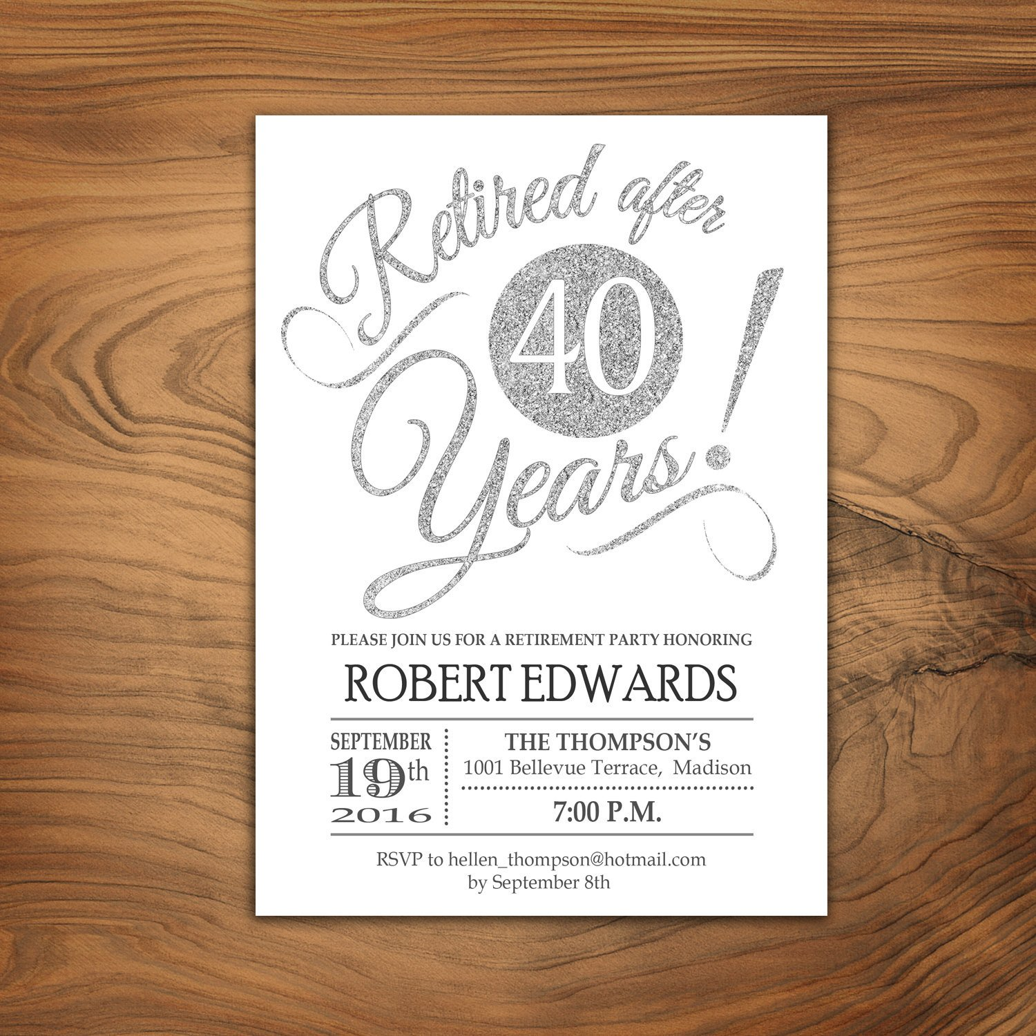 Retirement Party Invitations Templates Retirement Party Invitation Retirement Invite Printable