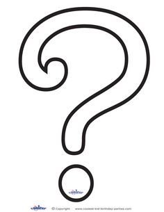 Riddler Mask Template Question Mark Pattern Use the Printable Outline for