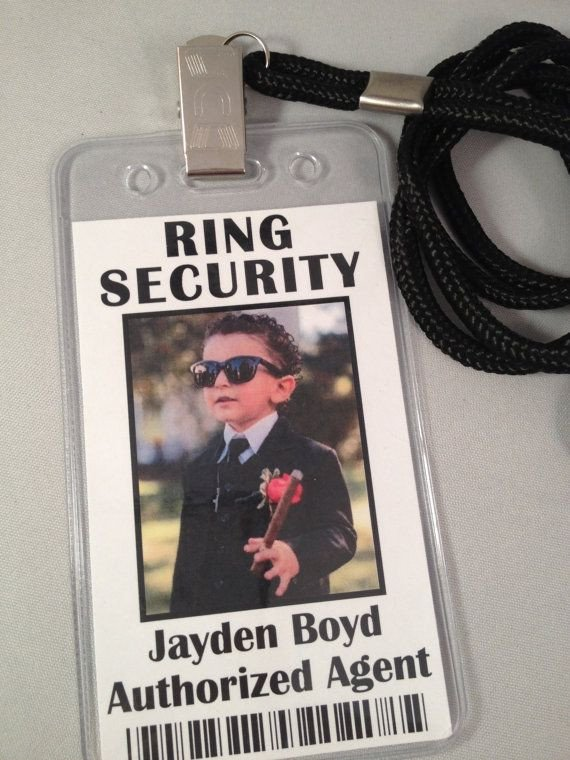 Ring Security Badge Template 25 Best Ideas About Name Badge Template On Pinterest